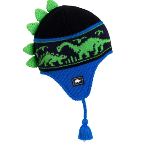 Turtle Fur K Dr. Dino Beanie 20/21 Royal