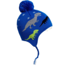 Turtle Fur Toddler Chomp Chomp Beanie 20/21 Royal