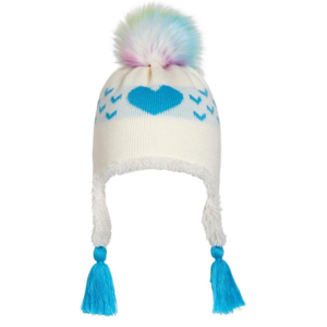 Turtle Fur Toddler Sophie Beanie 20/21 Turquoise