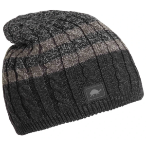 Turtle Fur Ragg Wool Slater Beanie 20/21 Charcoal
