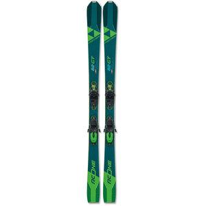 Fischer RC One 82 GT Skis w/ RSW 11 GW 2020/2021