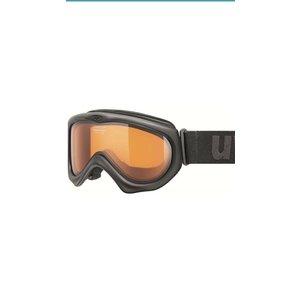 Uvex Magic II Goggle Black Frame w/ Lasergold Lite Lens