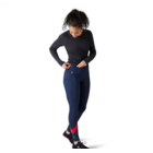 Smartwool W Merino Sport Fleece Colorblock Tight 21/22