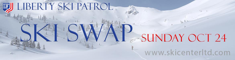 2021 Liberty Ski Patrol Ski Swap