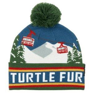 Turtle Fur Kid's In The Wild 21/22 Green