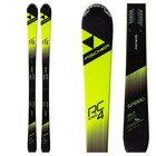 Fischer RC4 Speed Jr SLR2 Rail Skis 2017/2018