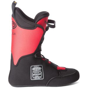 Intuition Tongue Red Low Volume Boot Liners
