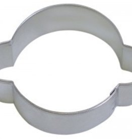 R and M Monkey Face Cookie Cutter