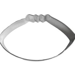 "CK Products Football Cookie Cutter (3-1/2"")"