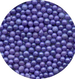 CK Products Purple Pearlized Sugar Pearls