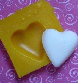 """CK Heart Mint Mold (1"""")"""