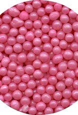 CK Products Pink Pearlized Sugar Pearls