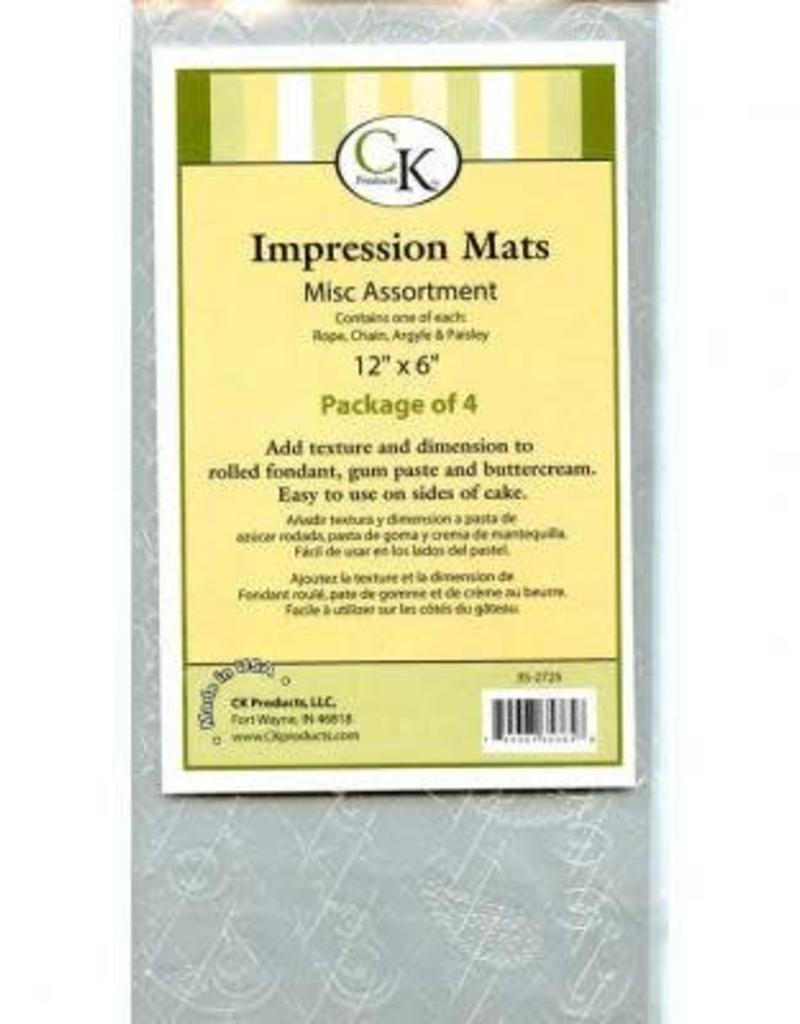 CK Products Impression Mats (Misc Assortment)