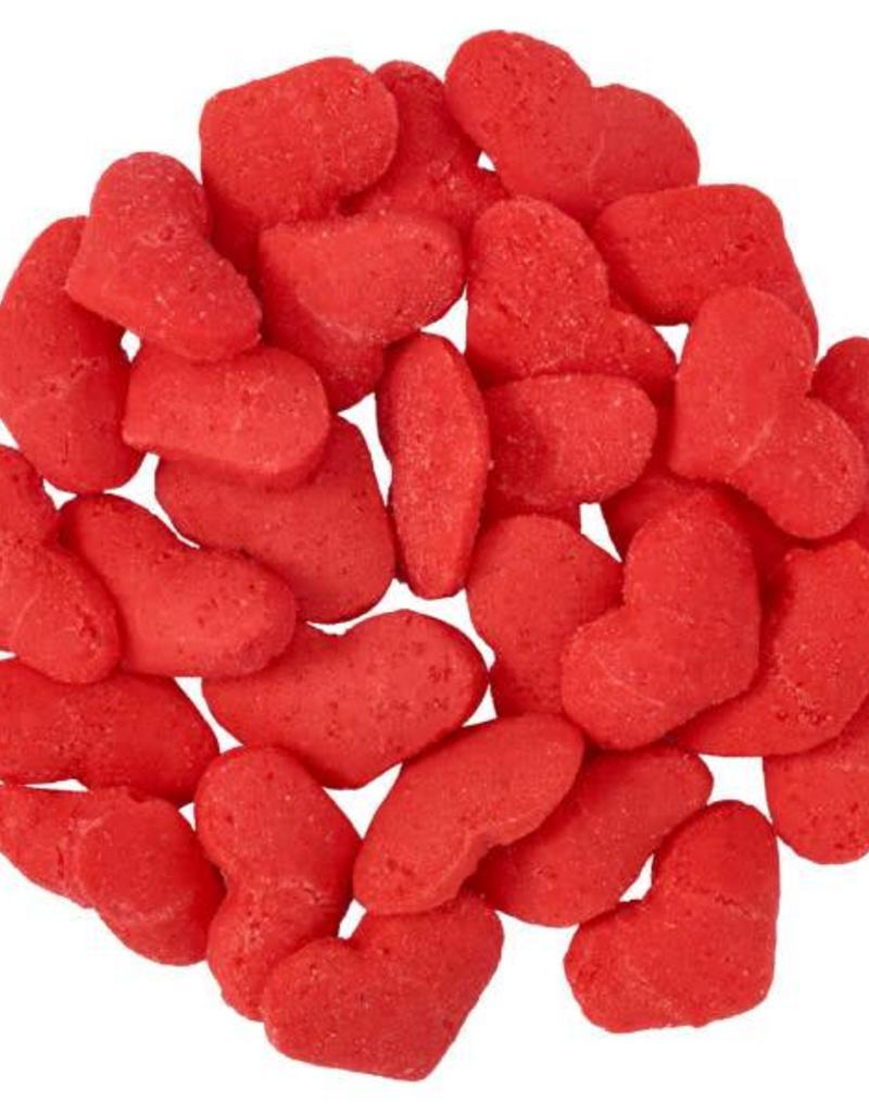Decopac Mini Heart Quins (Red)