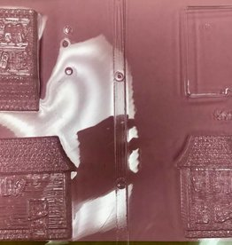 CK Products 3D Haunted House Chocolate Mold
