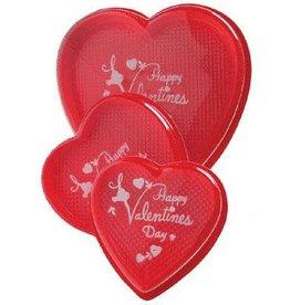 Red Heart Box w/Printed Lid (8oz)