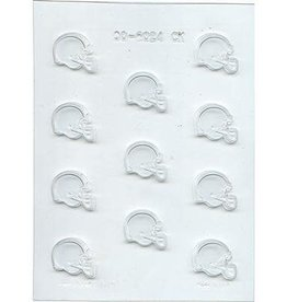 "CK Products Football Helmet Chocolate Mold (1-1/2"")"