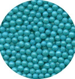 CK Blue Pearlized Sugar Pearls