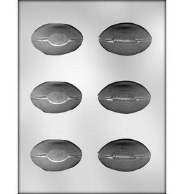"""CK Products 3D Football Candy Mold (2-5/8"""")"""