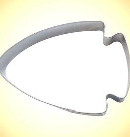 """Foose Arrowhead Cookie Cutter (4.25"""")"""