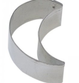 """R and M Mini Crescent Moon Cookie Cutter (1.75"""")"""