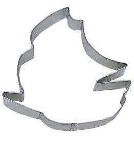"R and M Pirate Ship Cookie Cutter (4.5"")"