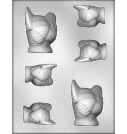 CK Products Turkey Assortment Chocolate Mold