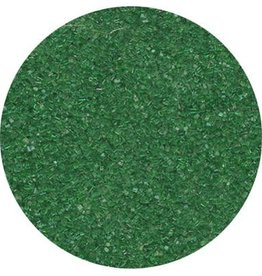 CK Products Green Sanding Sugar (1lb. bag)