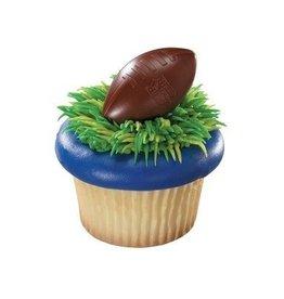Decopac Football Cupcake Rings (NFL Shield) 12 ct.