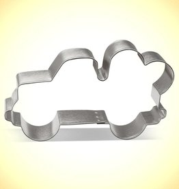 "Truck with Heart Cookie Cutter (5"")"