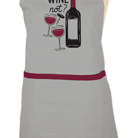 MUKitchen Apron (Wine Not)