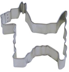R and M Scottie Dog Cookie Cutter