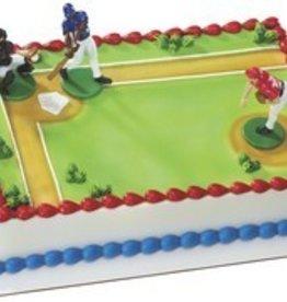 Decopac Batter Up Baseball Cake Topper