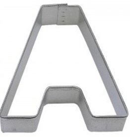 "R and M Letter ""A"" Cookie Cutter"