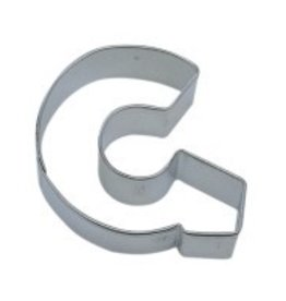 "R and M Letter ""G"" Cookie Cutter"