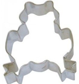 R and M Frog Cookie Cutter