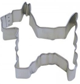 """R and M Scottie Dog Cookie Cutter (3.25"""")"""