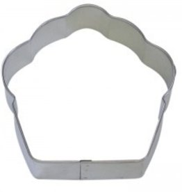 R and M Cupcake Cookie Cutter