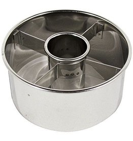 """Ateco Donut Cutter Stainless Steel (2.5"""")"""