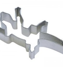 R and M Gecko Cookie Cutter
