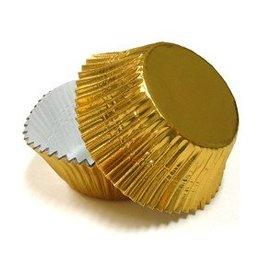 CK Gold Foil Mini Baking Cups (40-50ct)