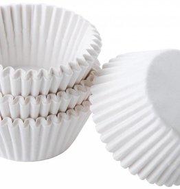 Viking White Baking Cups Mini (40-50ct)