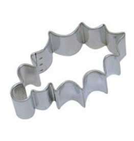 R and M Holly Cookie Cutter