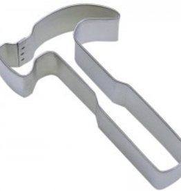 "R and M Hammer Cookie Cutter (4.5"")"