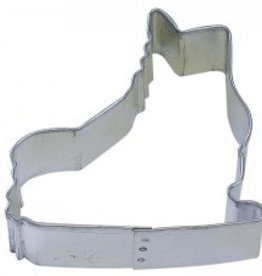"""R and M Ice Skate Cookie Cutter (3"""")"""