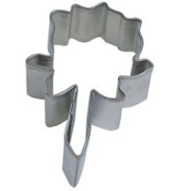 """R and M Rose Cookie Cutter (3"""")"""