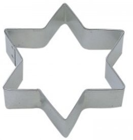 "R and M Star Cookie Cutter - 6 Point (3.5"")"