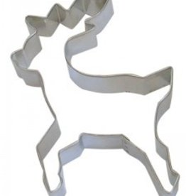"""R and M Reindeer(Standing) Cookie Cutter (5"""")"""