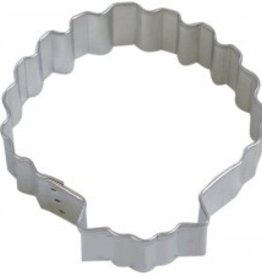 R and M Seashell Cookie Cutter, 3""