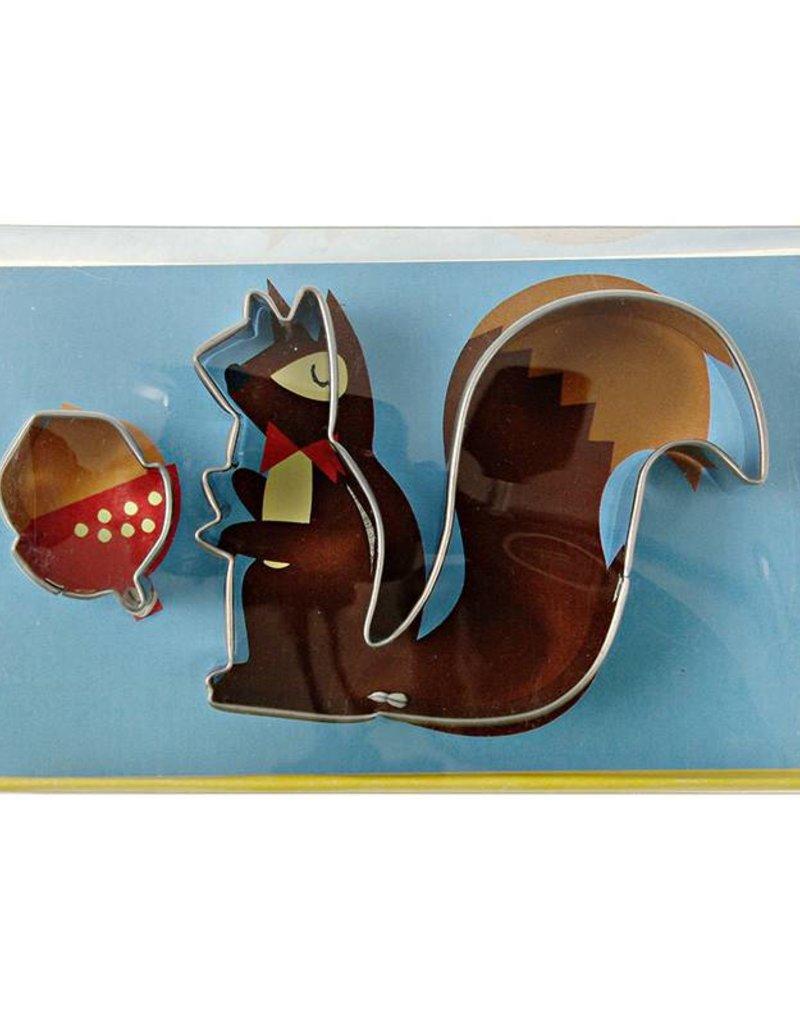 Meri Meri Squirrel/Acorn Cookie Cutter Combo